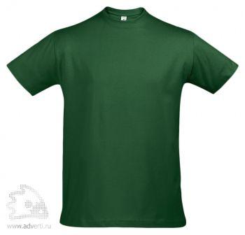 Футболка «Imperial 190», мужская, темно-зеленая