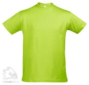 Футболка «Imperial 190», мужская, светло-зеленая