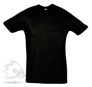 Футболка «Regent 150», мужская, черная