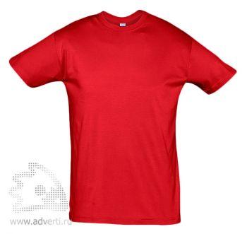 Футболка «Regent 150», мужская, красная