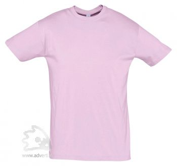 Футболка «Regent 150», мужская, розовая