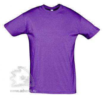 Футболка «Regent 150», мужская, фиолетовая