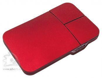 Мышь компьютерная «Клик», красная