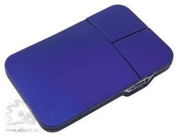 Мышь компьютерная «Клик», синяя
