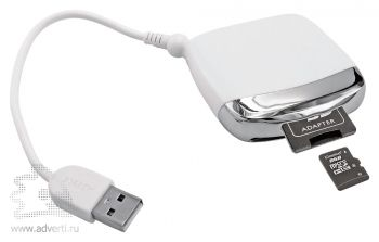 Картридер (для карт памяти SD/MMC/CF/MS)