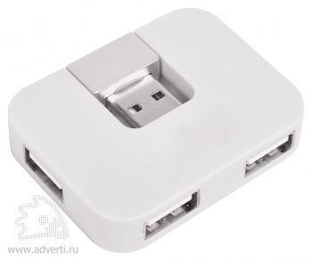 Мини USB-разветвитель на 4 порта