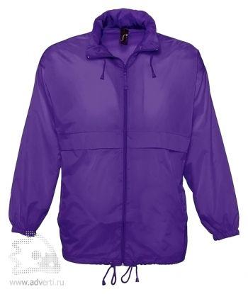 Ветровка «Surf 210», унисекс, фиолетовая