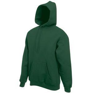 Толстовка «Hooded Sweat», мужская, темно-зеленая