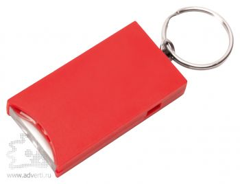 Брелок «And» с подсветкой, красный