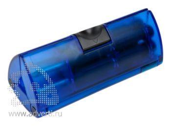 Набор отверток в треугольном футляре, синий