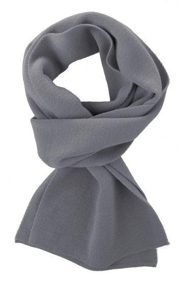 Шарф «Easy», серый