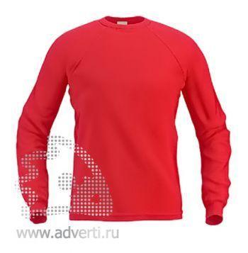 Толстовка «Stan Sweater», мужская, красная