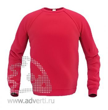 Толстовка «Stan SweaterShirt», унисекс, красная