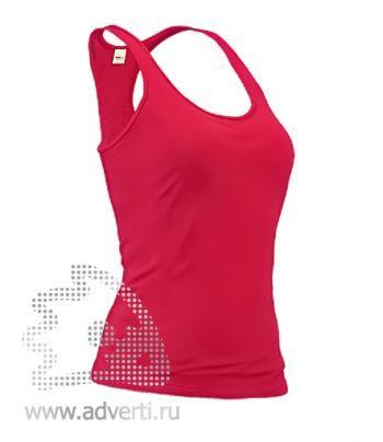 Майка «Stan Fitness W», женская, красная