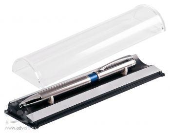 Набор «iP»: ручка шариковая в футляре, синяя