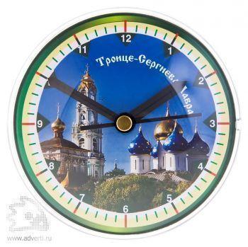 Часы на магните, круглые