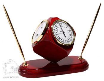 E-152401 Погодная станция: часы, термометр, гигрометр, барометр «Бристоль»