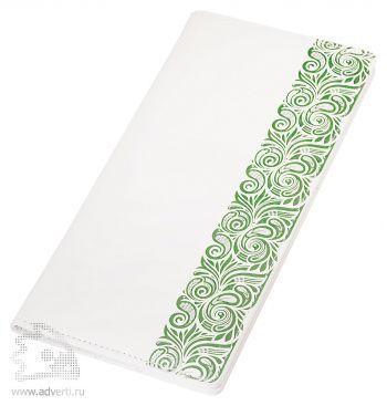 Тревеллер «Russia», белый с зеленым