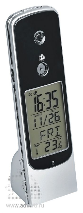 Интернет-телефон с камерой, часами, будильником и термометром