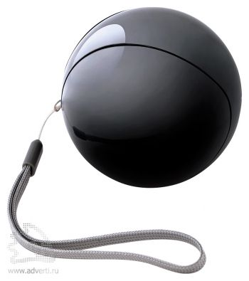 Портативные аудио колонки для смартфона, черные