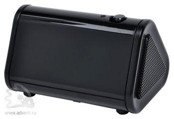 Портативная аудиосистема для смартфона с подставкой