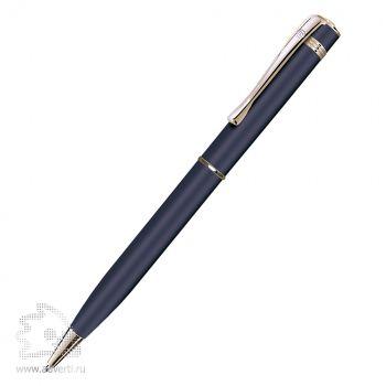 Шариковая ручка «Advisor» BeOne, черно-золотистая