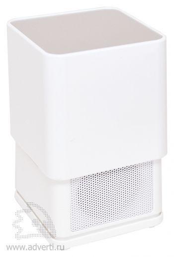 Портативная bluetooth-cтереосистема «Cube»