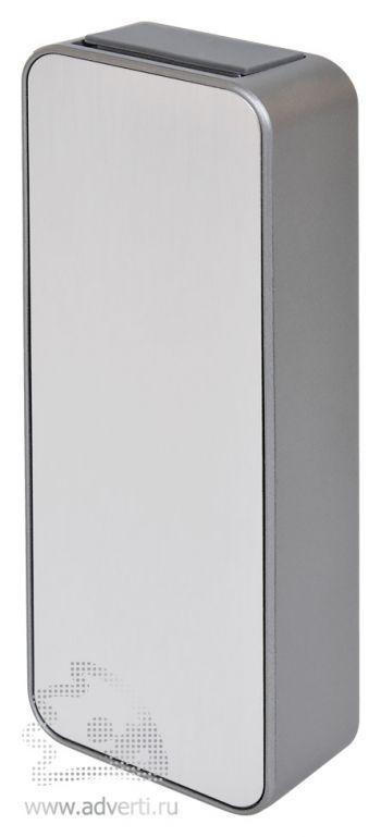 Универсальное зарядное устройство c bluetooth-стереосистемой «Music box» (4400мА)