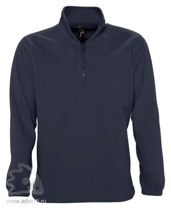 Толстовка «Ness 300», мужская, Sol's, Франция, темно-синяя
