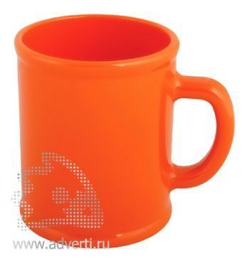 Кружка «Радуга», оранжевая