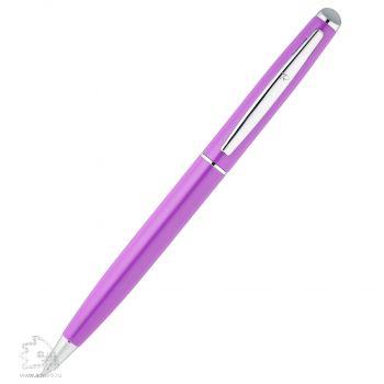 Шариковая ручка «Phrase», фиолетовая, вид спереди