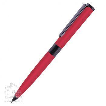 Шариковая ручка «Arlequin» BeOne, красно-черная