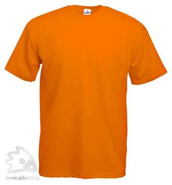Футболка «Start», мужская, оранжевая