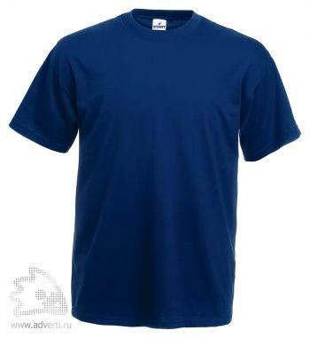 Футболка «Start», мужская, темно-синяя