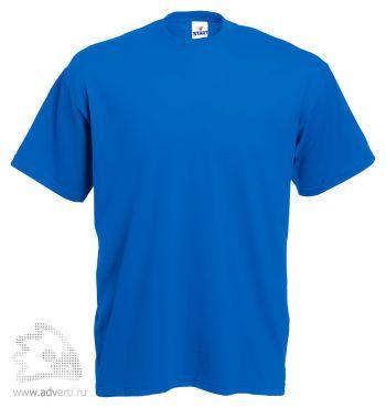 Футболка «Start», мужская, синяя
