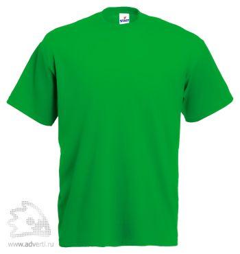 Футболка «Start», мужская, зеленая