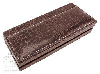 Набор «Alligator», коричневый