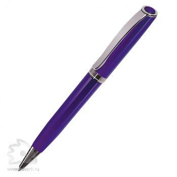 Шариковая ручка «Status» BeOne, сине-серебристая