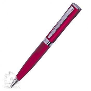 Шариковая ручка «Wizard» BeOne, красно-серебристый