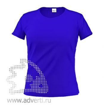 Футболка «Stan Galant W», женская, синяя