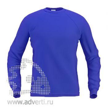 Толстовка «Stan Sweater», мужская, синяя