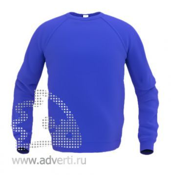 Толстовка «Stan SweaterShirt», унисекс, синяя