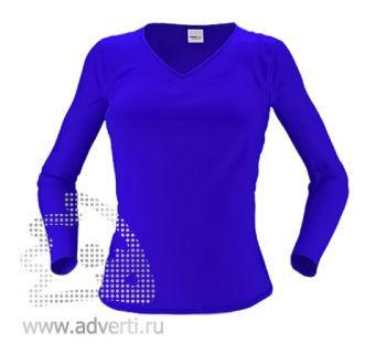 Футболка «Stan Fashion», женская, синяя