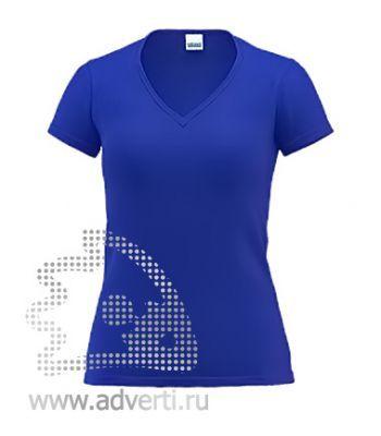 Футболка «Stan Victory W», женская, синяя