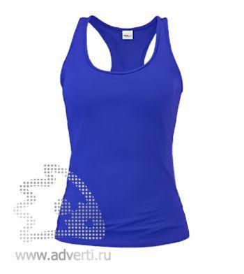 Майка «Stan Fitness W», женская, синяя