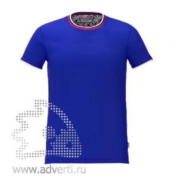 Футболка «Ekaterina City», мужская, синяя
