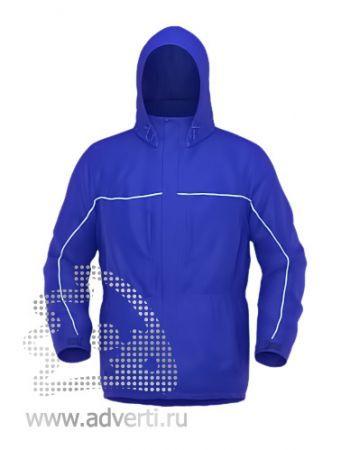 Куртка «Stan Nordic», унисекс, синяя