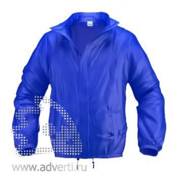 Куртка «Stan Jacket», унисекс, синяя