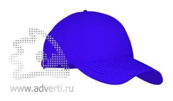 Бейсболка «Stan Comfort», синяя