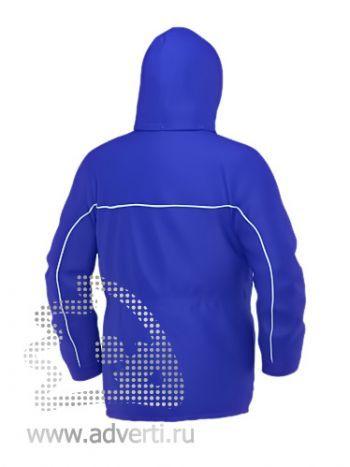 Куртка «Stan Nordic», унисекс, синяя, спина